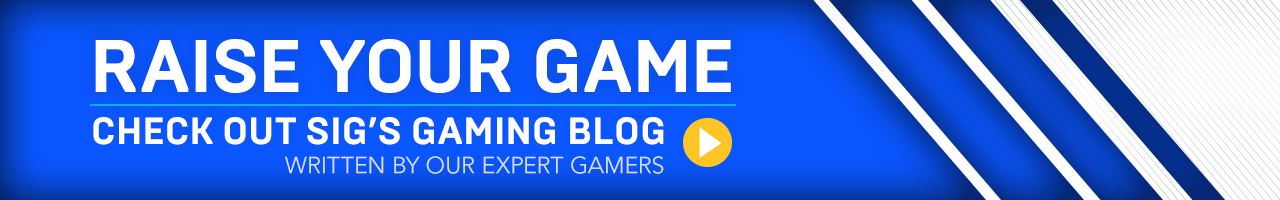 Check out our Gaming Blog