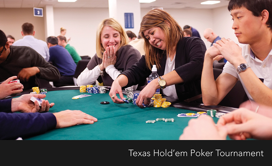 SIG Poker Tournament