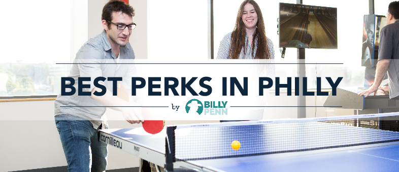SIG: Some of the Best Perks in Philadelphia